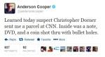 Cooper-tweet