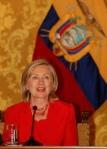 Hillary Clinton - Ecuador - 1