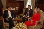 Hillary Clinton - Rafael Correa - 2